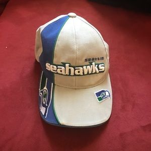 Reebok Accessories - Seattle Seahawks adjustable hat by Reebok 63a99d75b